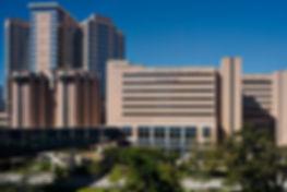 Texas Medical Center Commons Garage Indect Parking Garage