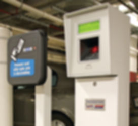 AVPM Automated Valet Parking Control Parking Guidance Systems Space Administration