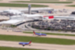 Dallas Love Filed Airport Garage A Indect Parking Garage