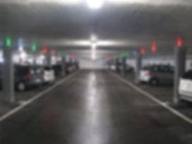 Parking Guidance Systems Indect Single Space Sensors