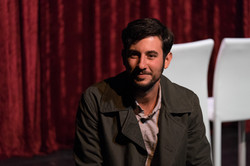 Hector Gonzalez en Teatro Lara