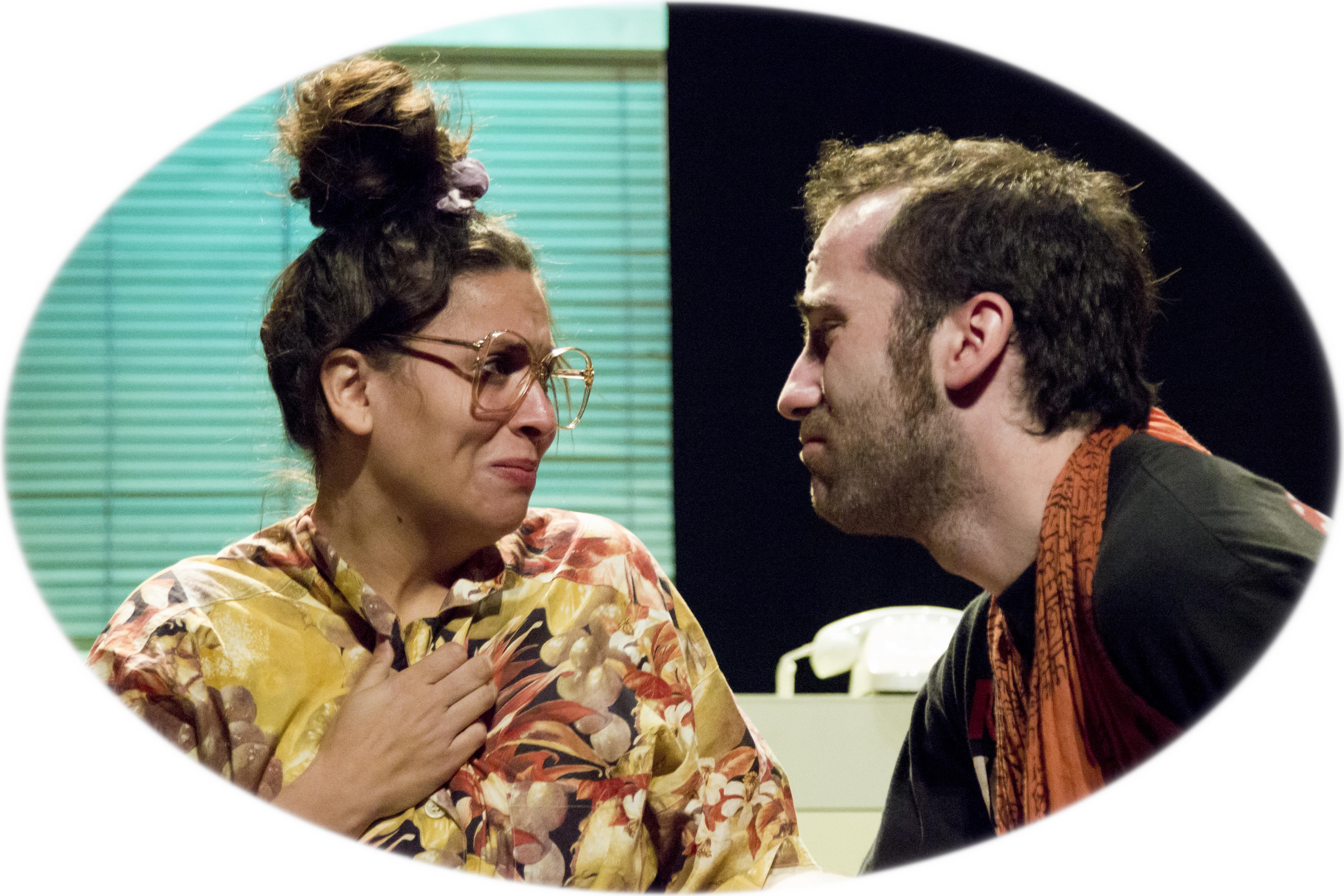 Ana Salas y Miguel Rascón