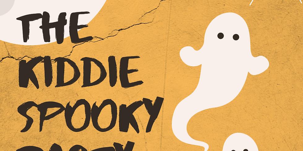 Halloween: Kiddie Spooky Party!