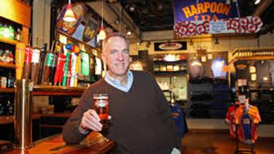 Virtual Harpoon Tasting with CEO Dan Kenary
