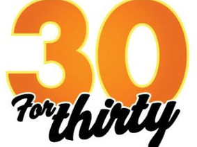 """""""30 For Thirty"""" – Reward Your Forum & Help Our Chapter Grow"""