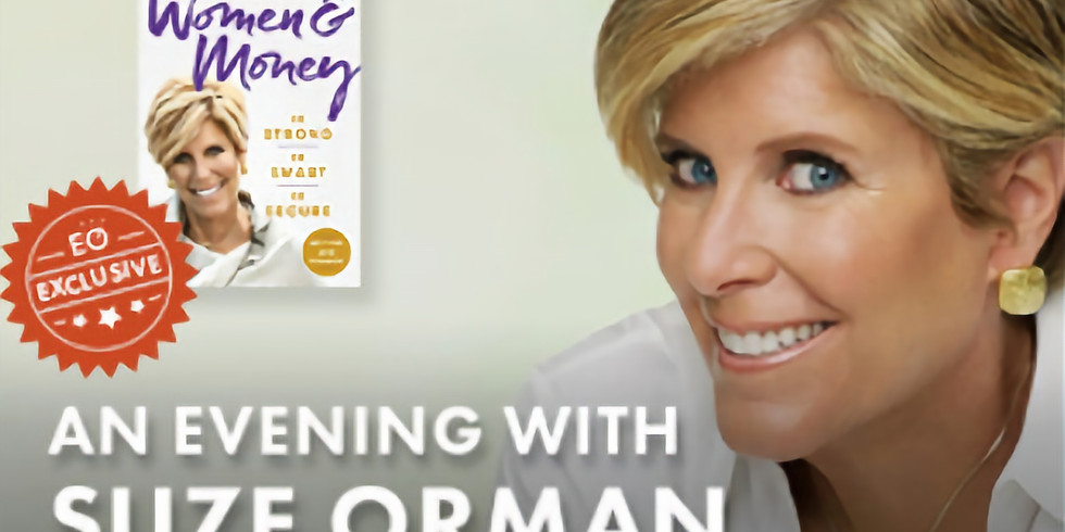 Make Every Connection Count, an Evening with Suzy Orman