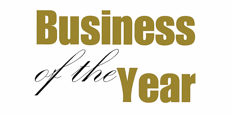 Third Annual Business of the Year Award