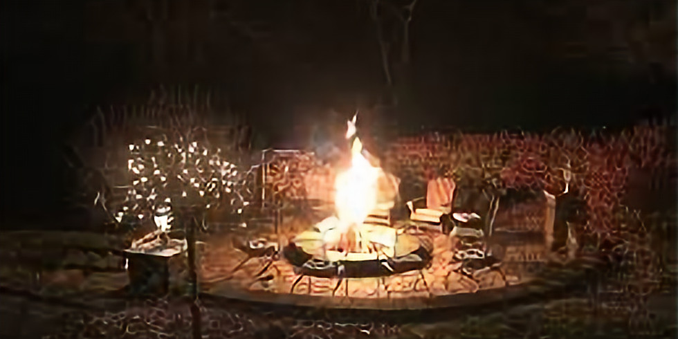 The Art of the Socially Distant Fire Pit