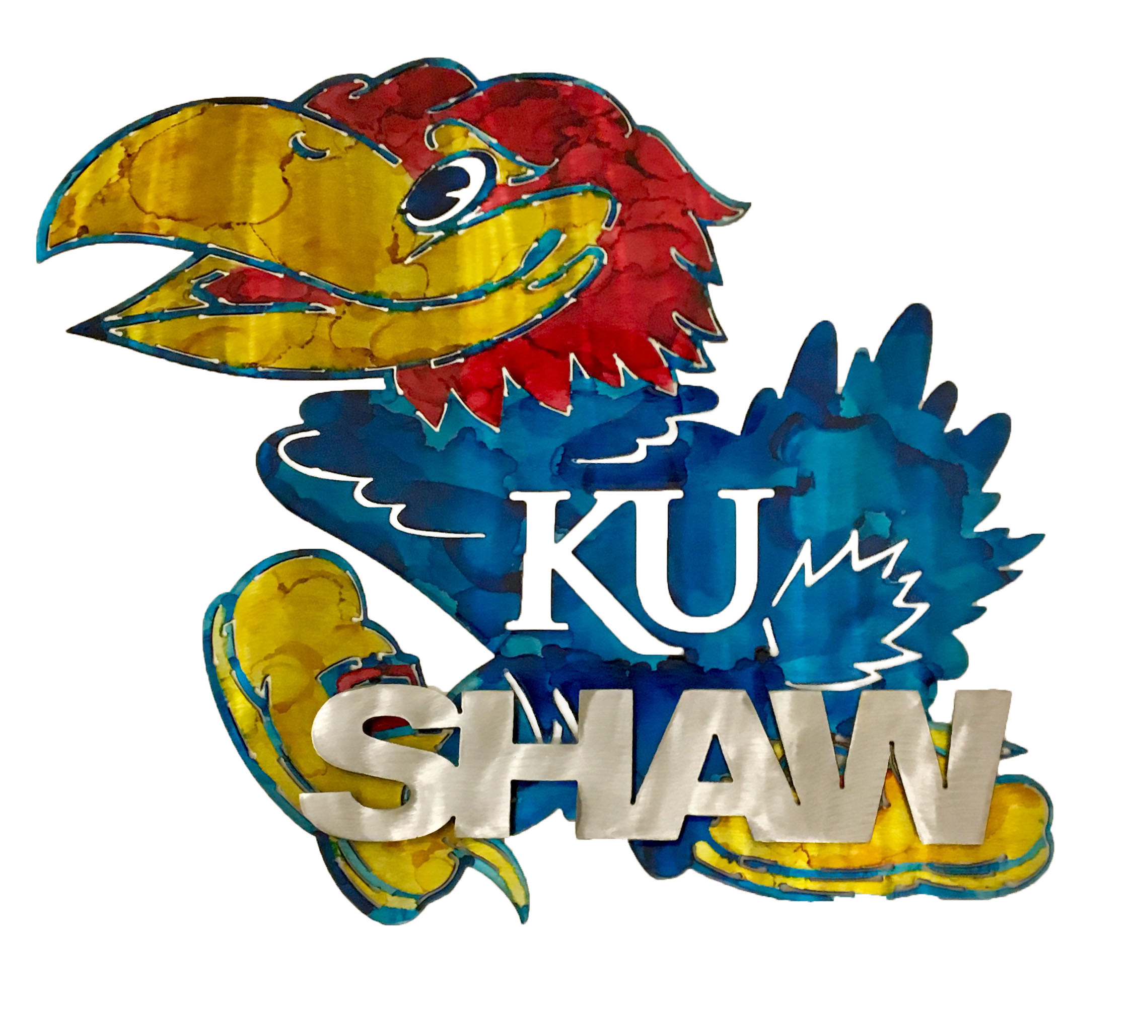Jayhawk Double Plate_Shaw_Custom