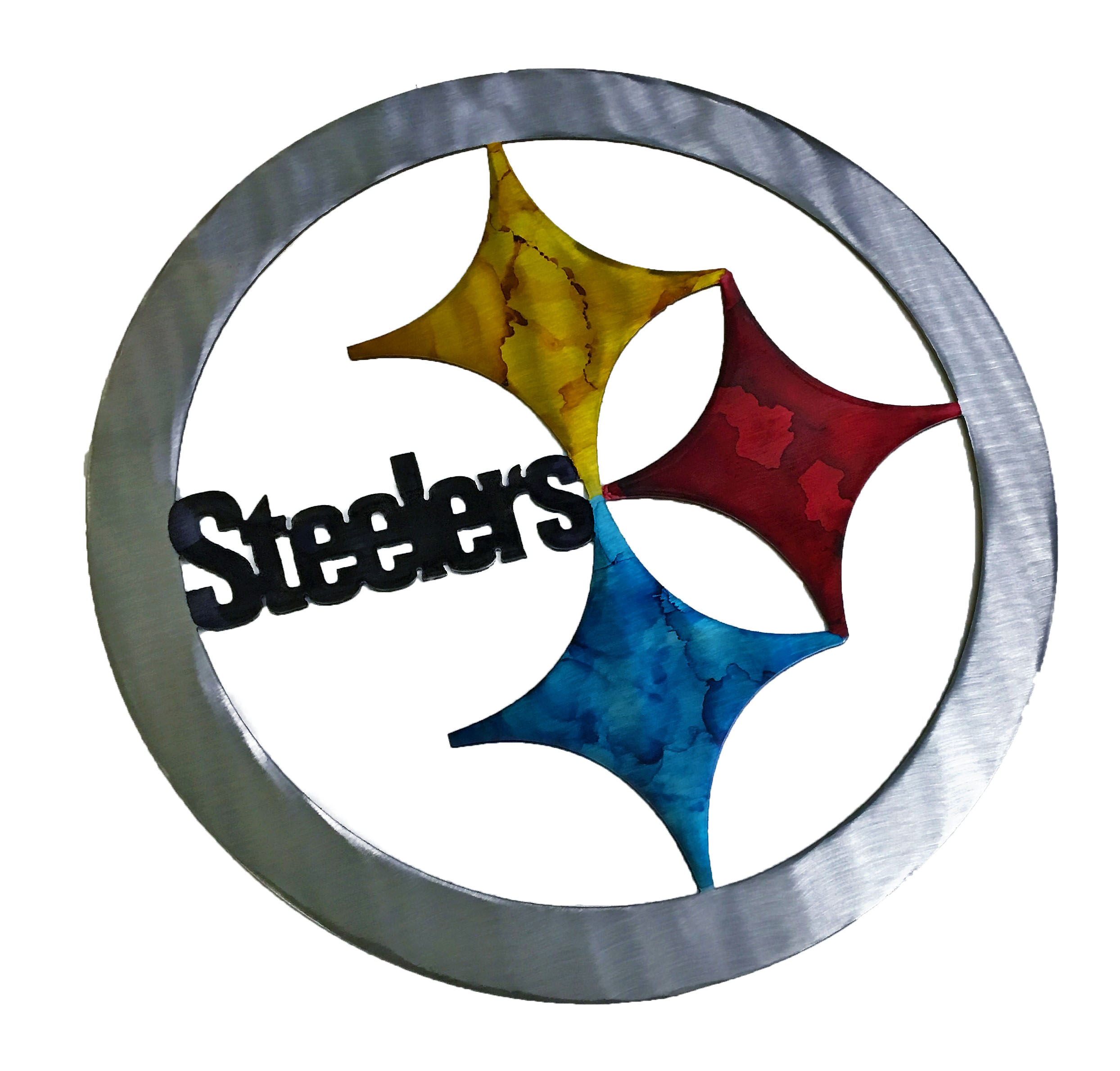 Pittsburgh Steelers Custom Sign