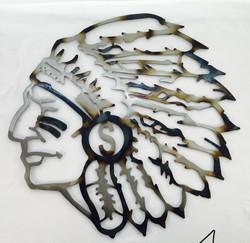 Chieftain Head
