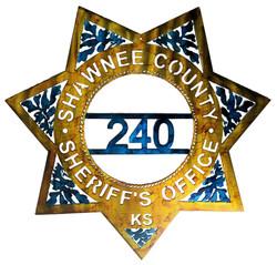 McKnight Police Badge