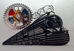 IAM Train BlackStain
