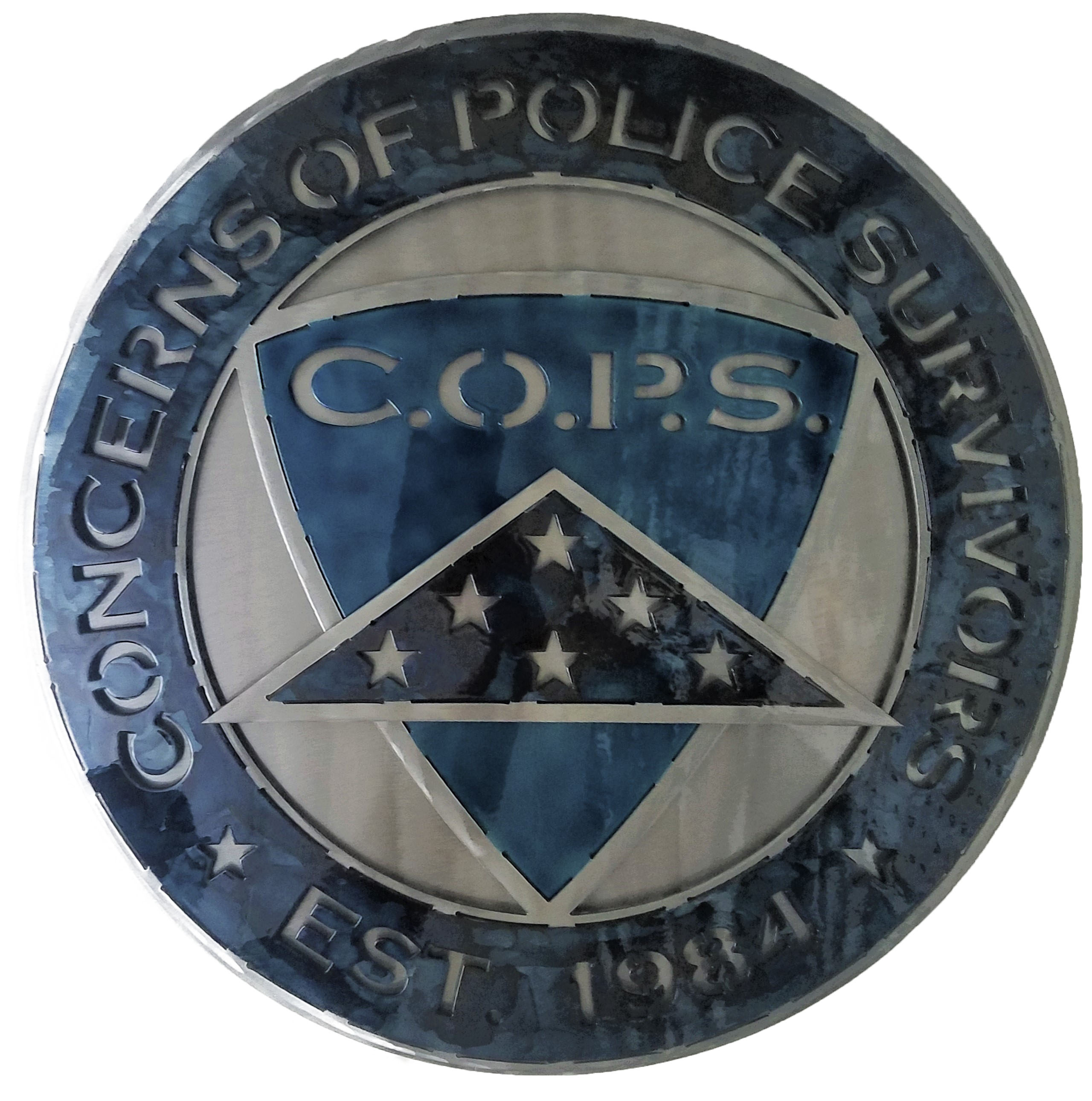 C.O.P.S. Triple Plated