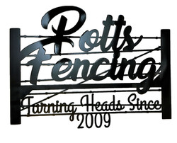 PottsFencing_Black