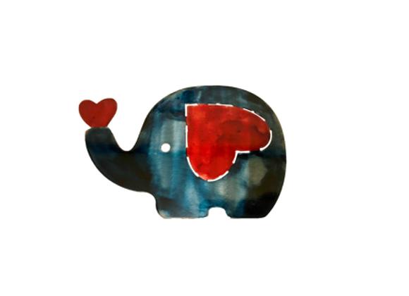 Ellie the Baby Elephant