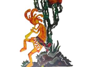 Cactus Kokopelli