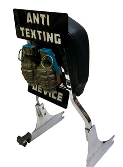 Anti-Theft Custom Harley Back Rest_Grenades (7)
