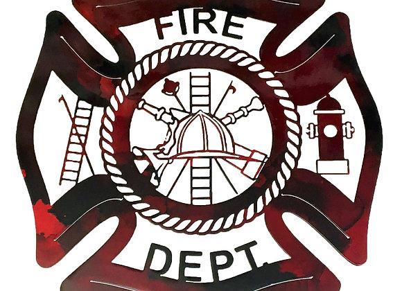 Fire Department Maltese