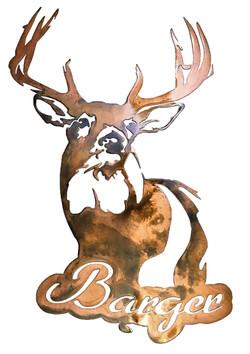 Barger Big Buck Copper custom