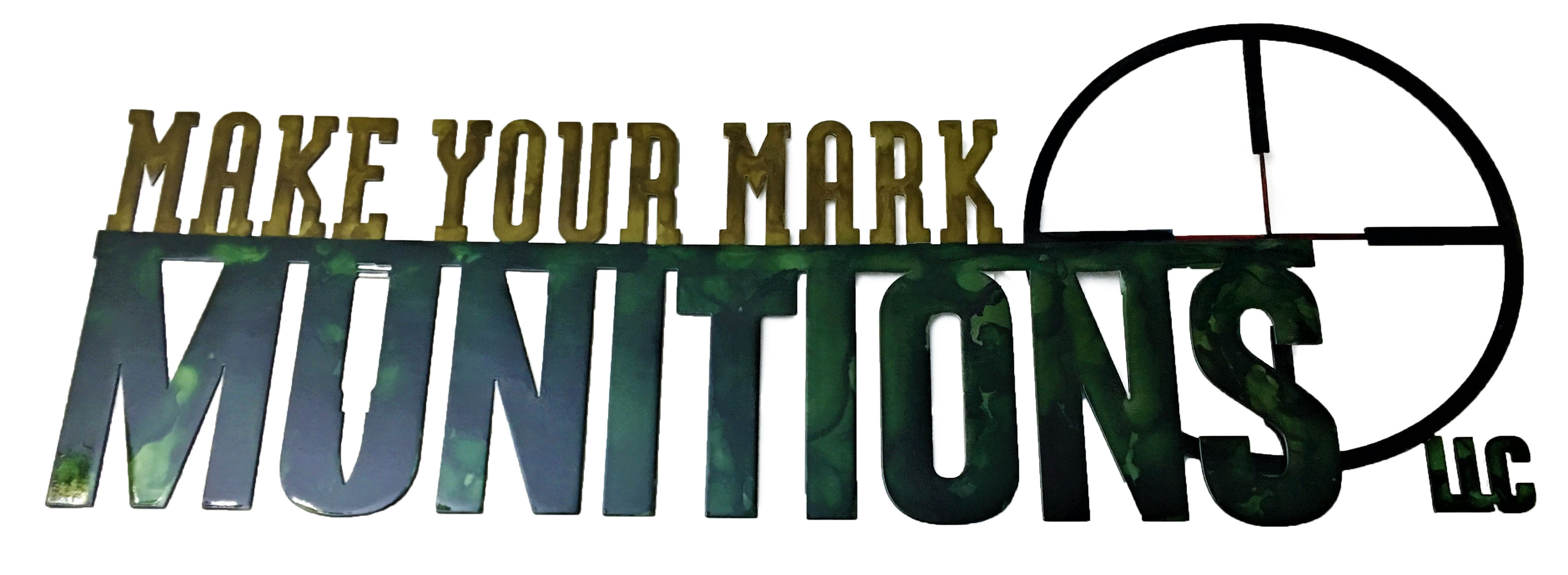 Make Your Mark Munitions Logo_Custom