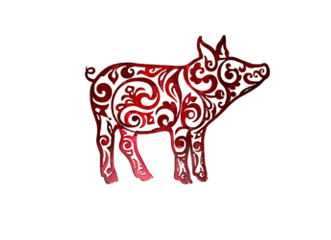 Bohemian Pig