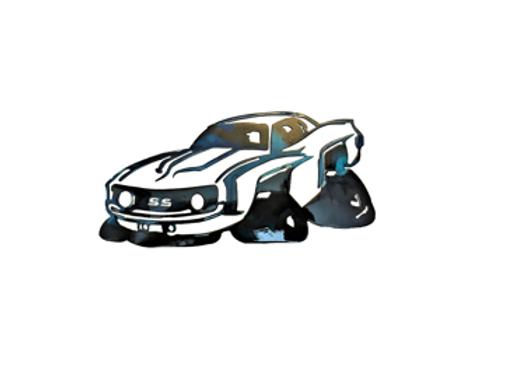 Macho Camaro - Funny Car