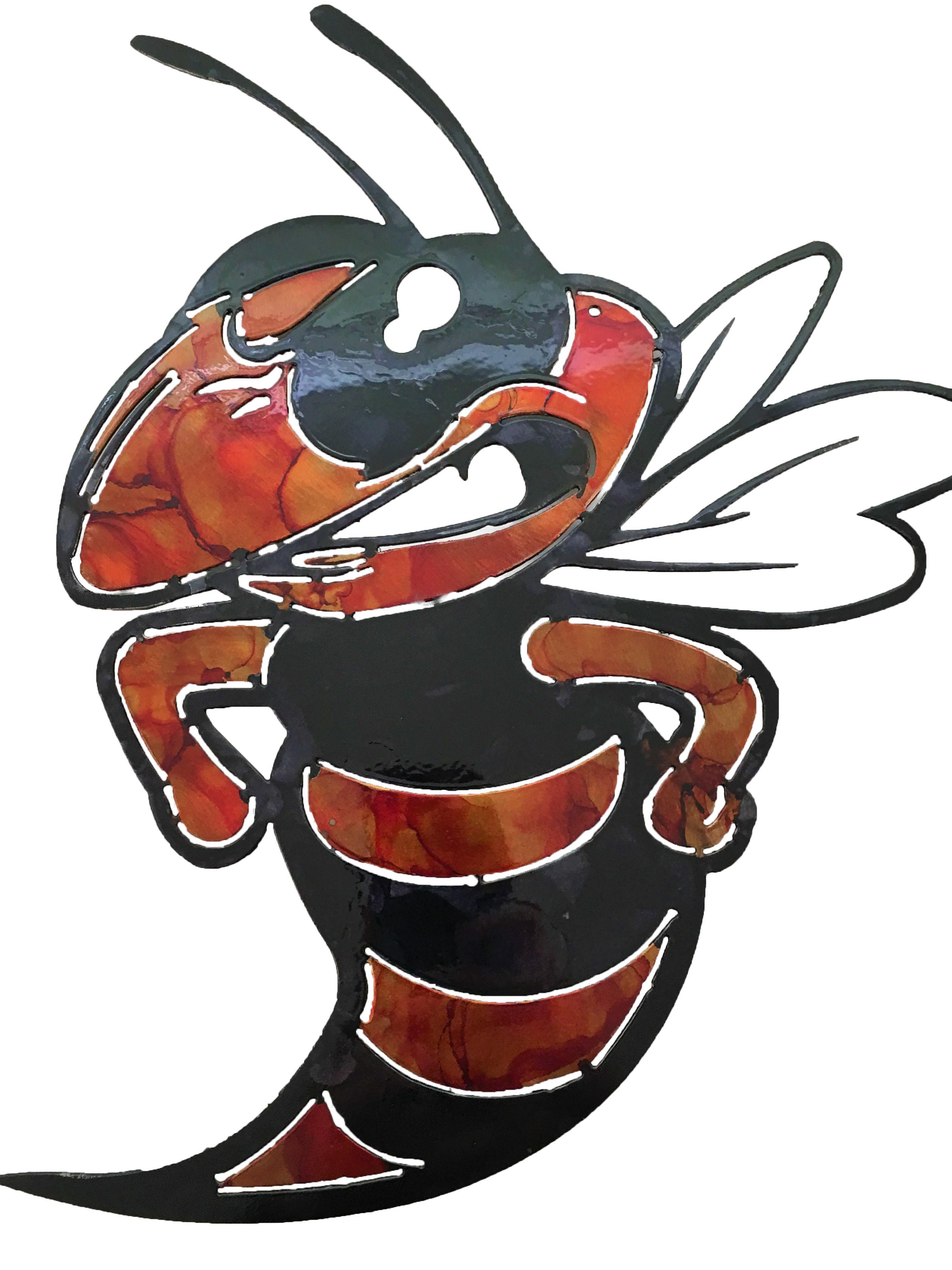 Hornet_RedBlack_Custom