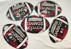 Dawgs Footballs_Custom