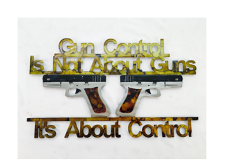 Gun Control is Not About Guns