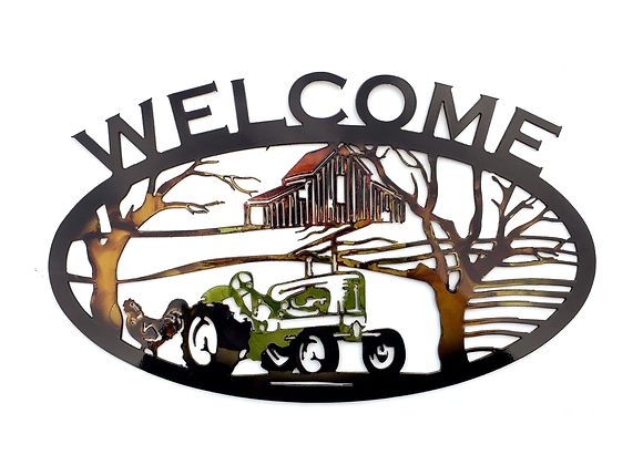 Welcome Tractor