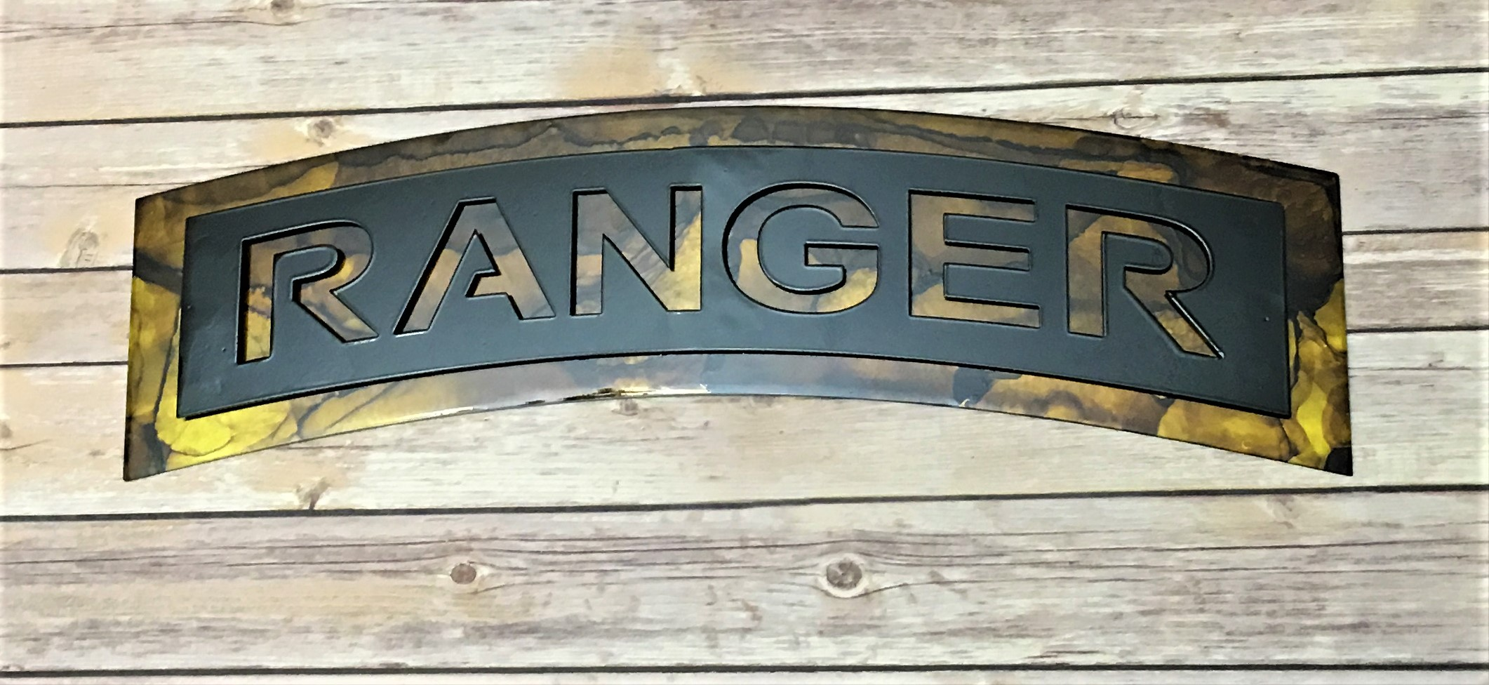 Ranger Double Plate_Custom_WoodBackdrop