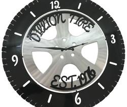 Dillion Tire Clock_Custom