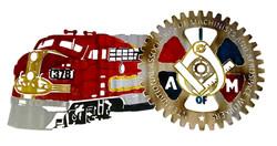 BNSF Custom Train & IAM Gear_2017