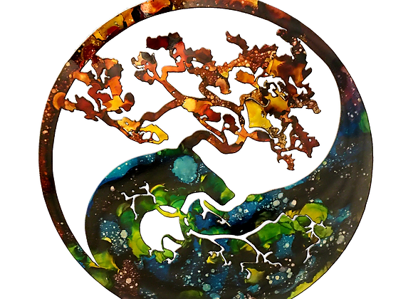 Yin Yang Tree of Life
