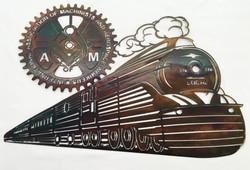 IAM Train copper prism
