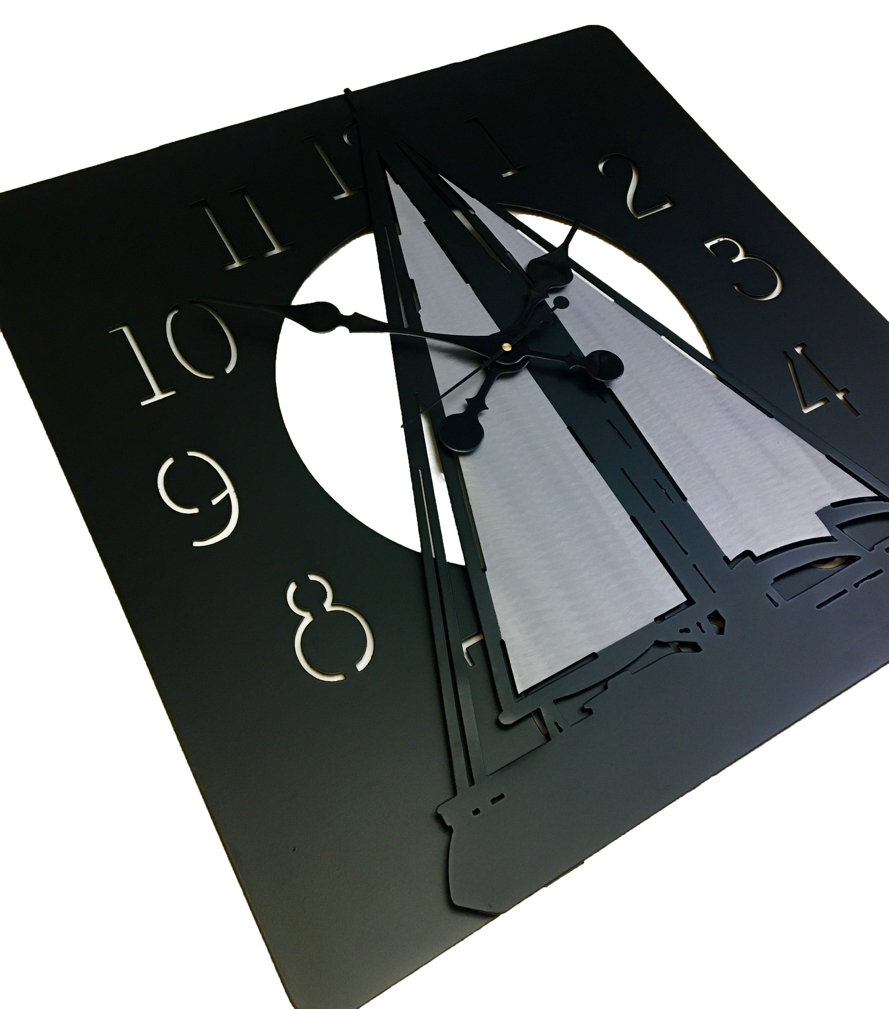 Sailboat Clock_Custom 2