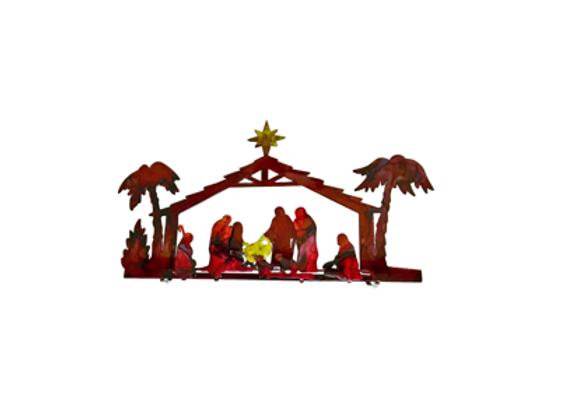 Nativity Scene, 3D Desktop