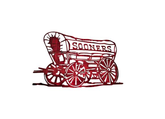 OU Sooner Wagon