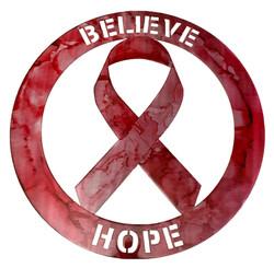 Breast Cancer Awareness Ribbon_Custom