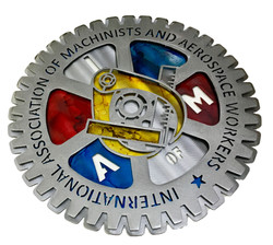BNSF Custom IAM Gear_Double Plated_Angle