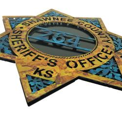 Custom Sheriffs Badge Angle2_DoublePlate