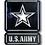 Thumbnail: US Army Star, Single Plate