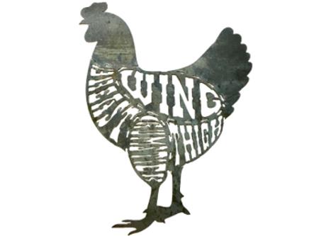 Butcher Block Chicken (Raw)