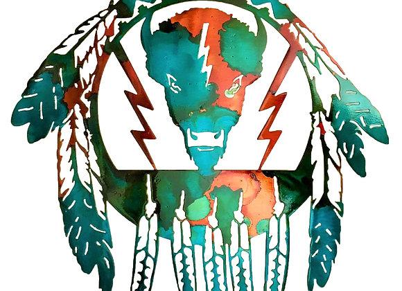 Buffalo Dreamcatcher