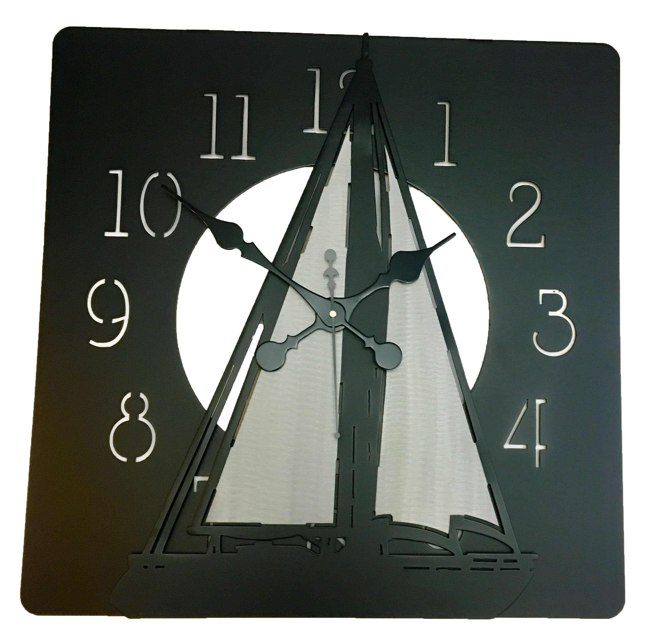 Sailboat Clock_Custom