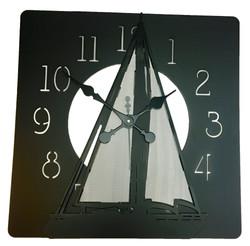Sailboat Clock_Custom