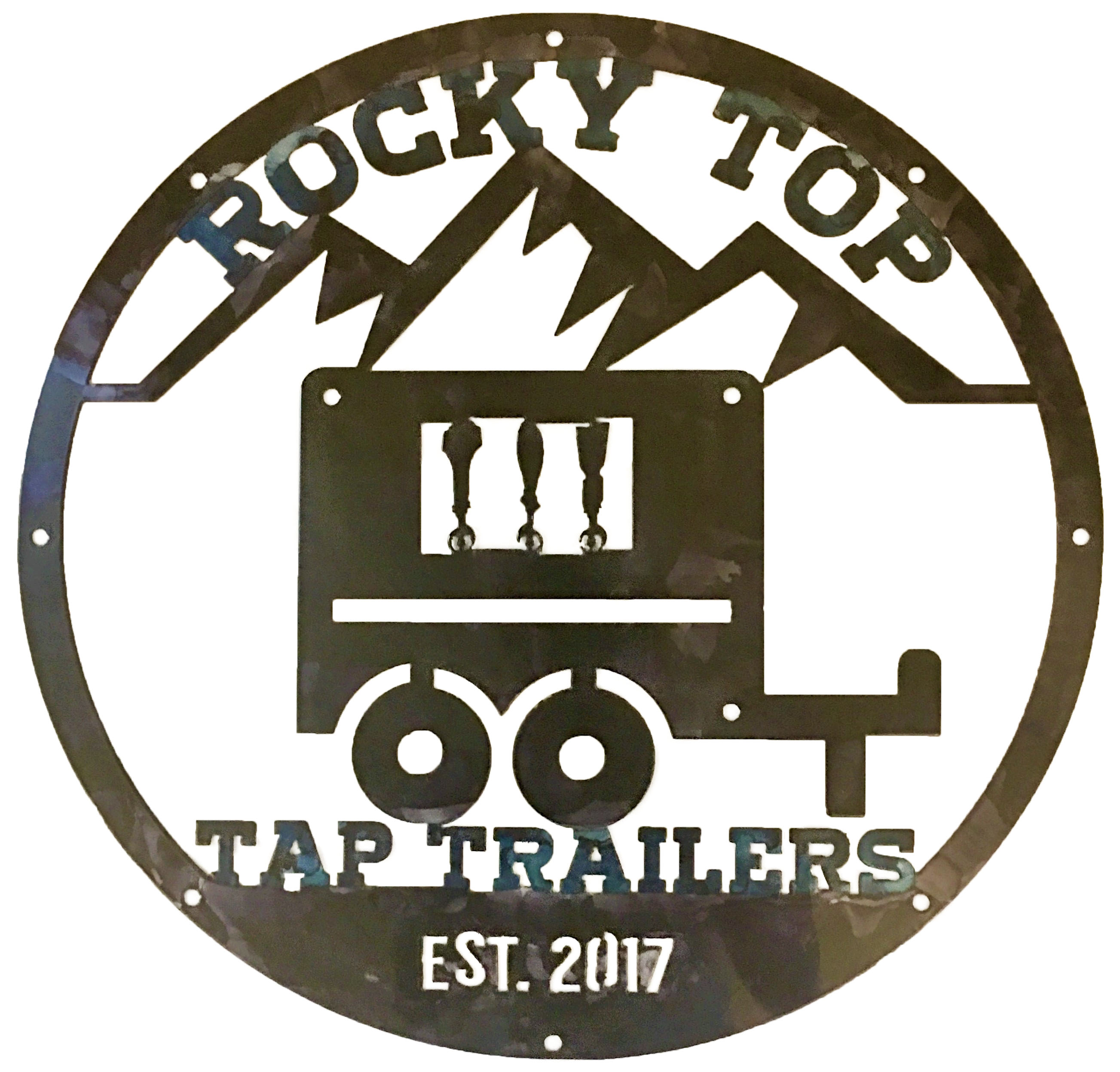 Rocky Top Tap Trailers_Custom_MetalWork_