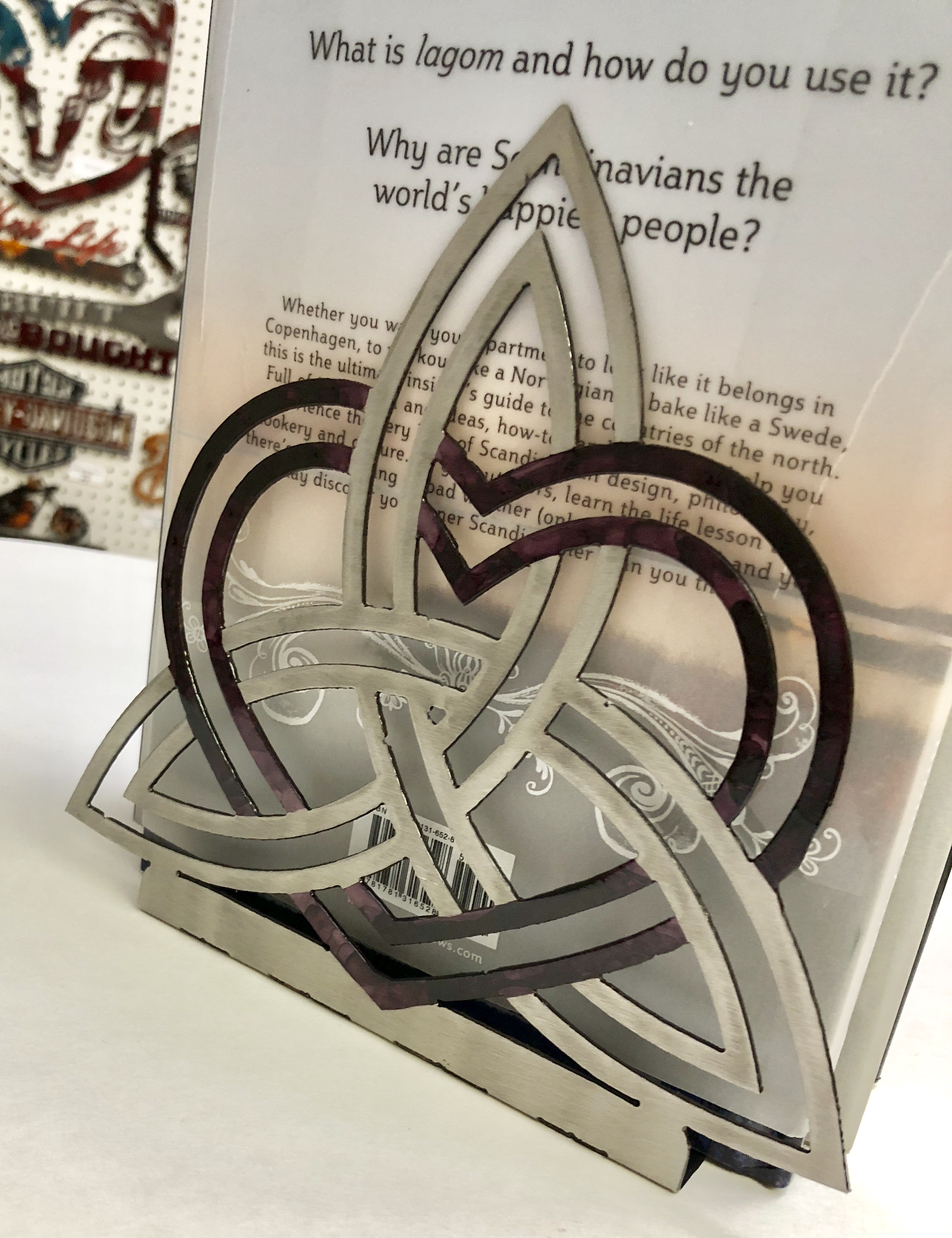 Trinity Bookends_withBooks_Custom