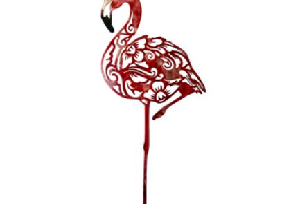 Bohemian Flamingo